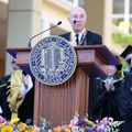 David Geffen to new UCLA doctors: 'You're making the world a better place'