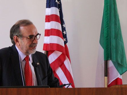 Mexican Consul General Carlos Sada