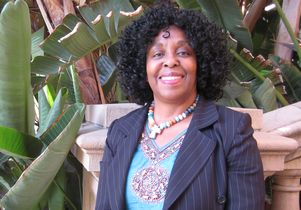 History professor Brenda Stevenson
