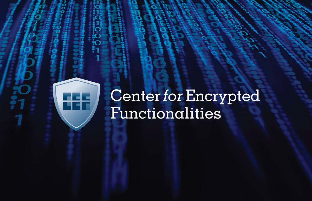 Center for Encrypted Functionalities