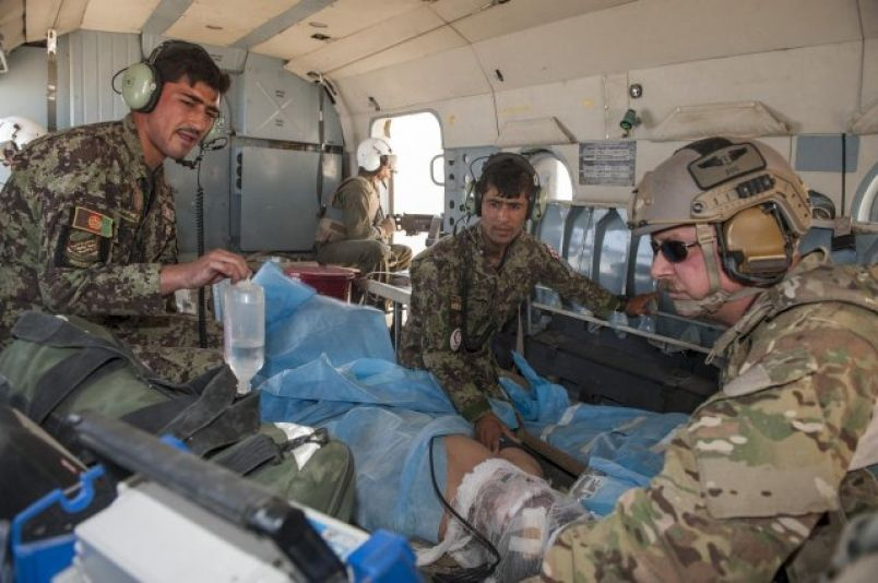 NATO Air Training Command in Afghanistan