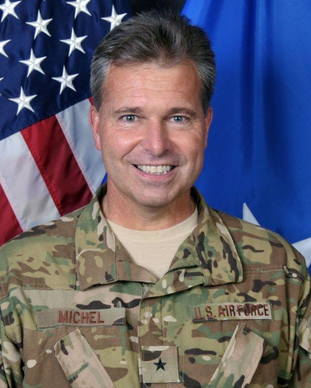 Brigadier General John Michel