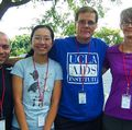 Team UCLA helps Charity Treks fund HIV/AIDS research