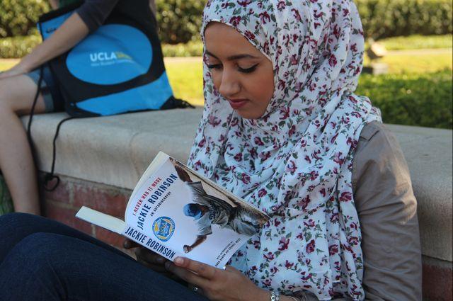 Student Dania Mohammad