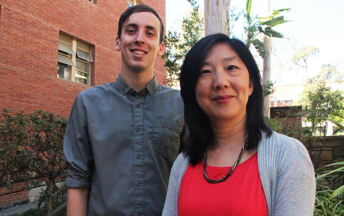 Felix Danbold and Yuen Huo