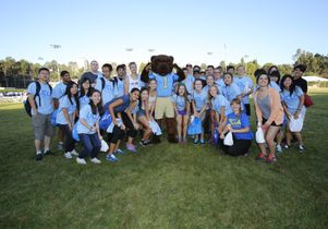 Click to open the large image: Volunteer Day 2014