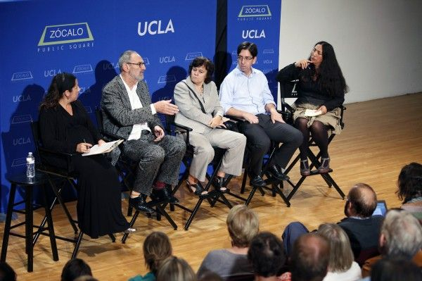 Panel on downtown L.A.'s revival