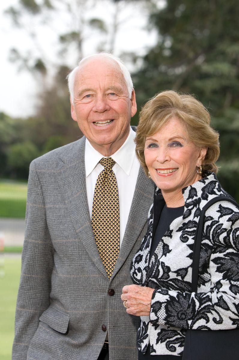 Bob and Marion Wilson