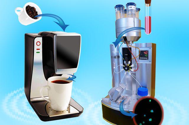 NanoVelcro device
