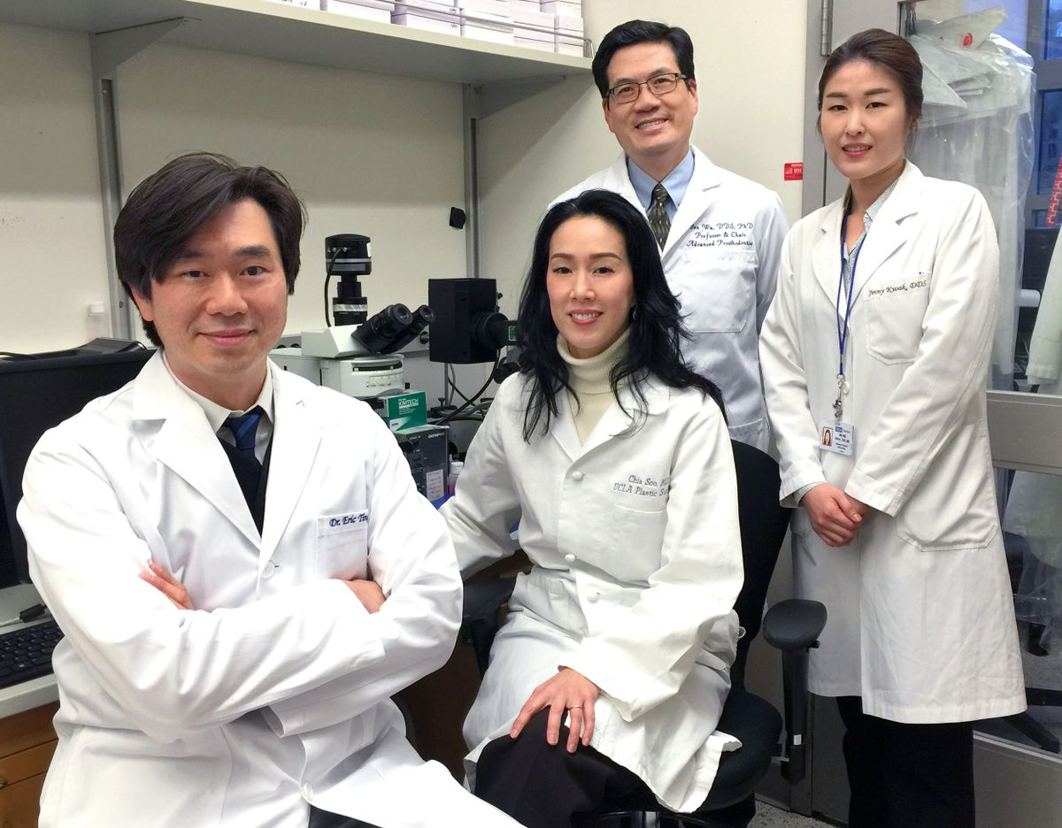 UCLA stem cell scientists