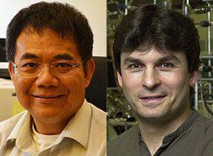 Yang Yang and Richard Kaner