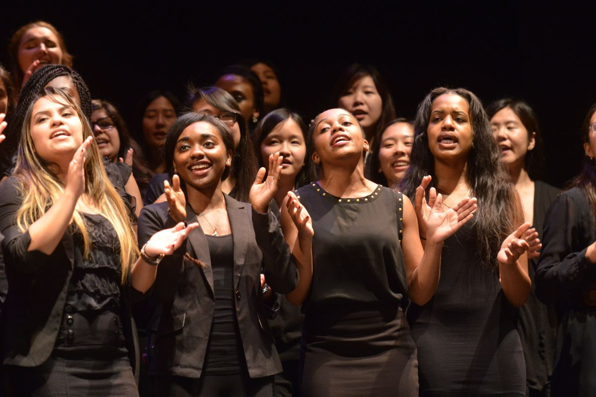 UCLA Gospel Choir