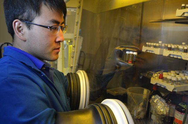 UCLA engineering student