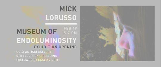 """Museum of Endo-luminosity"" exhibition"