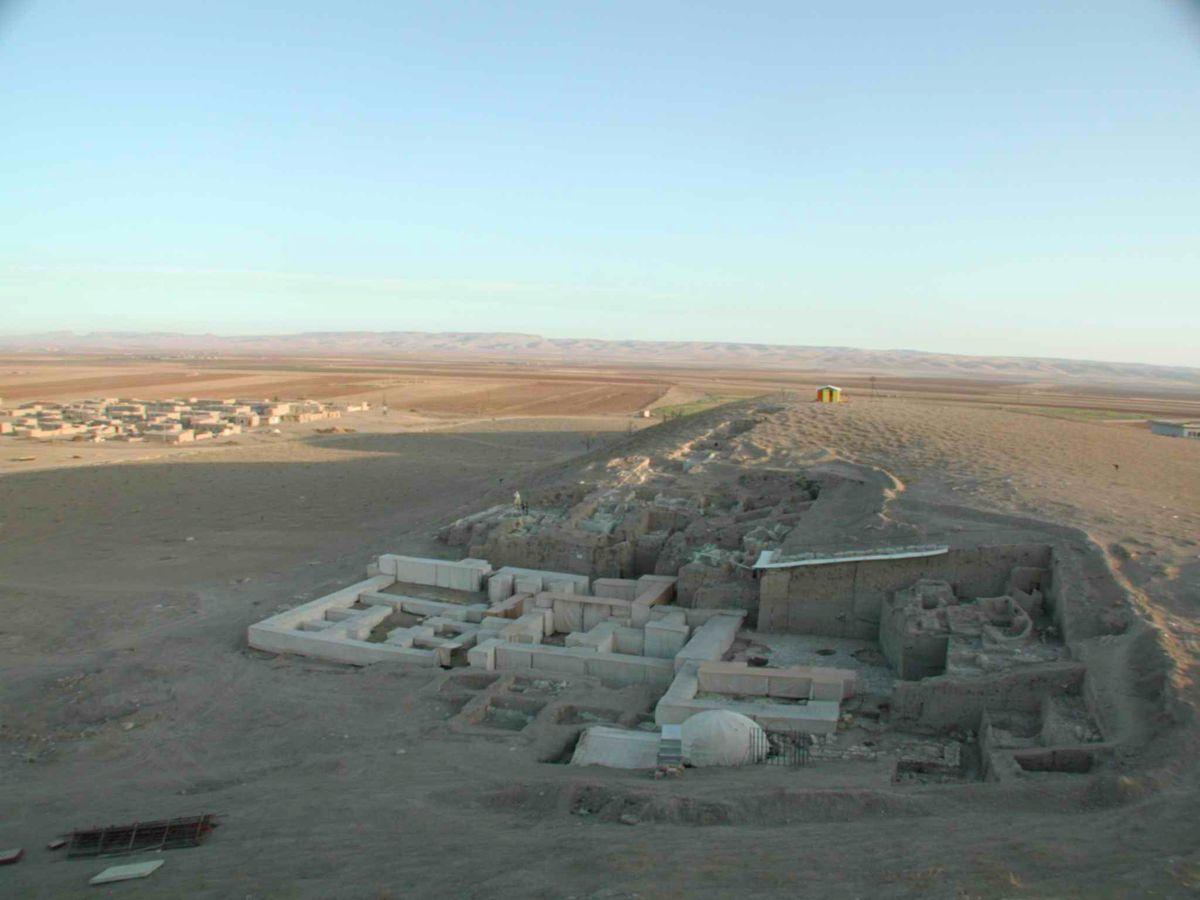 Urkesh palace
