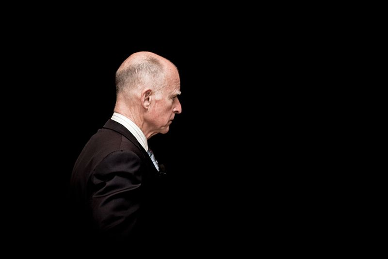 Jerry Brown profile