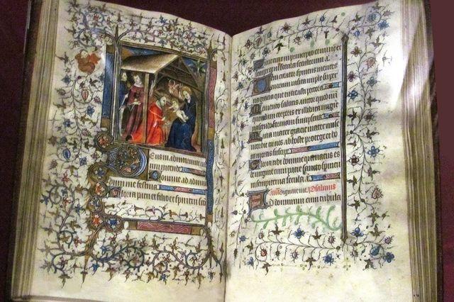 Canterbury Tales manuscript