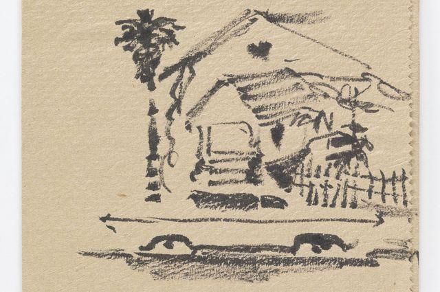 José Montoya car and house