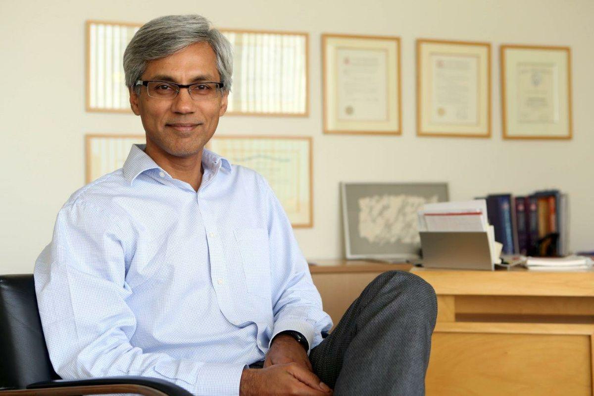 Dr. Vernon Rosario