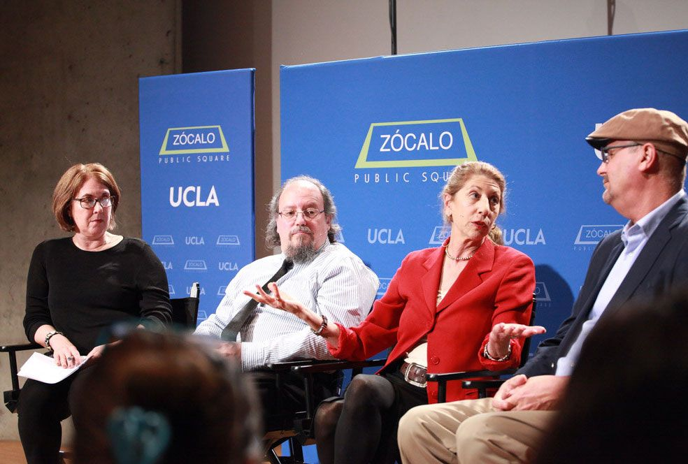 """""""Thinking L.A."""" panel discussing opening of Cuba"""