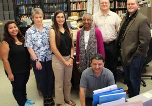 UCLA faculty and staff of the UCLA Department of Ethnomusicology who have worked in the UCLA Ethnomusicology archive.