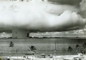 Bikini nuclear test