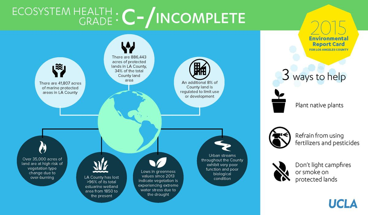 Ecosystem Health: C-/i