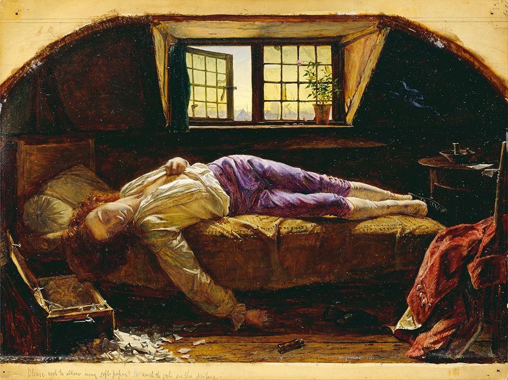 Wallis Death of Chatterton