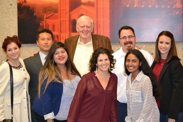 Astin Scholars showcase 2015