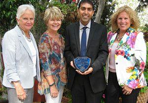 Neil Garg-Gold Shield