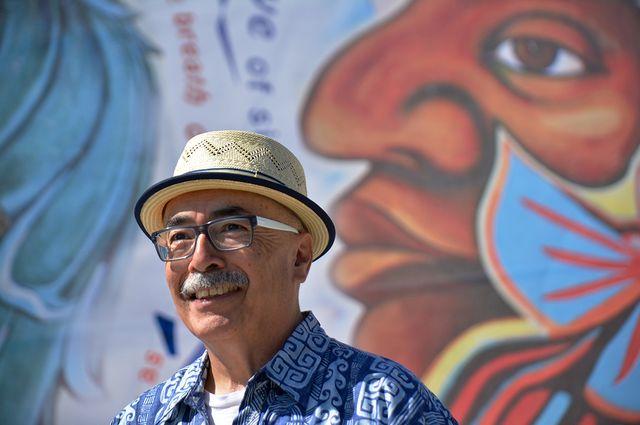 Juan Felipe Herrera photo