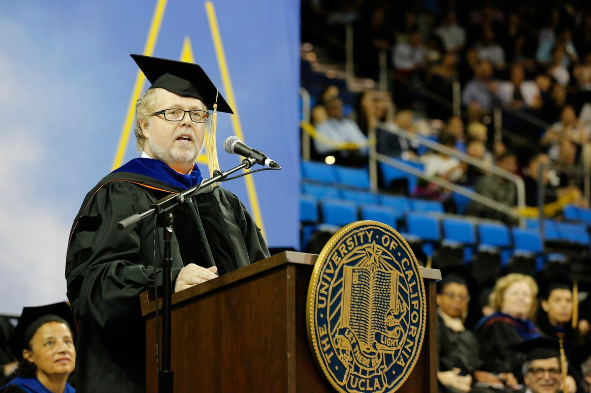 Commencement 2015 Nathan Myhrvold