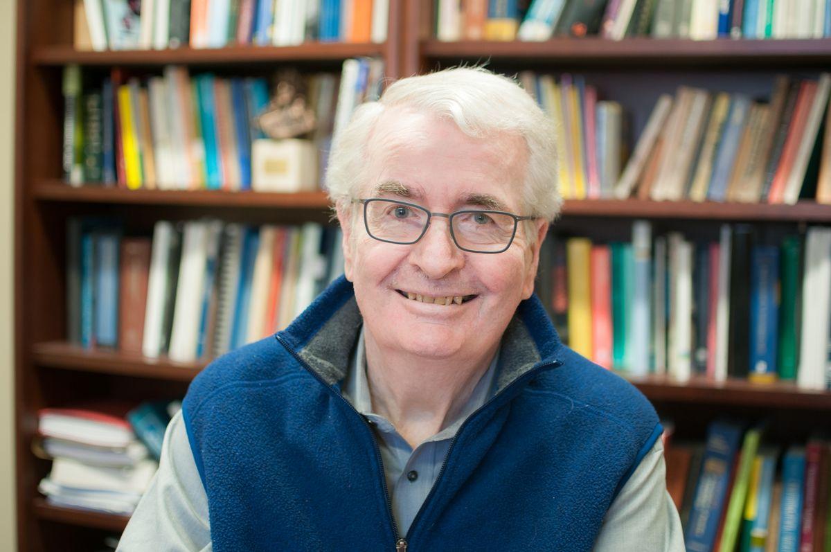 John Froines of the UCLA Fielding School of Public Health