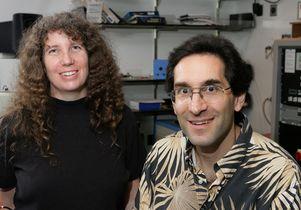 Sarah Tolbert and Benjamin Schwartz