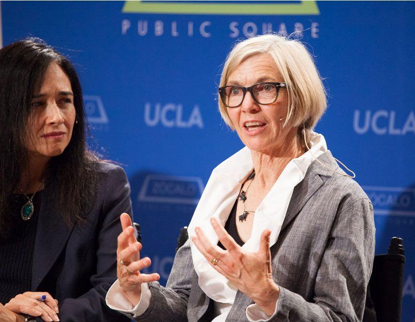Maria Cabildo and Dana Cuff