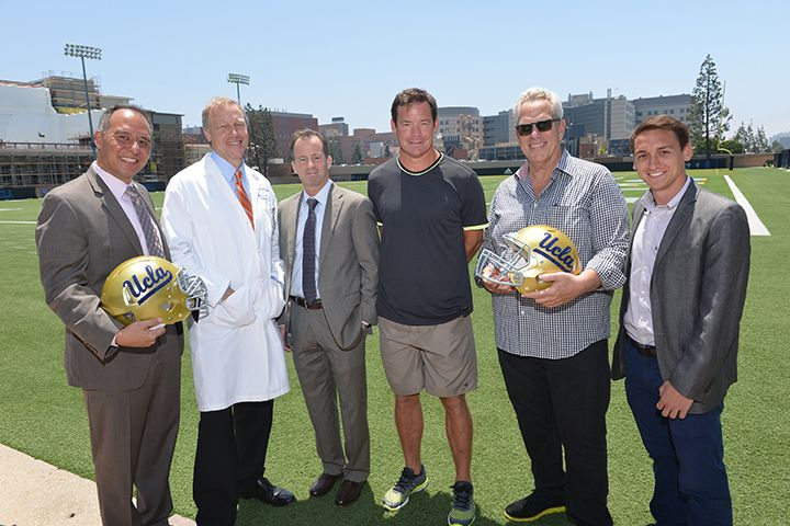 Launching concussion study
