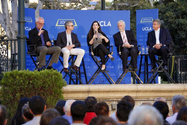 UCLA-Zocalo panel on homelessness