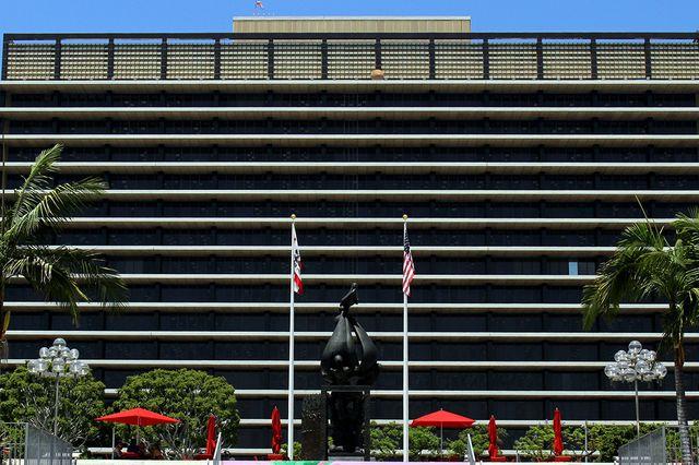 LA DWP building