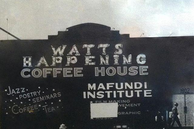 Watts Happening Coffee House