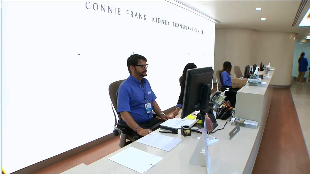Connie Frank Kidney Transplant Center