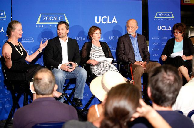 UCLA-Zócalo panel of water resource experts
