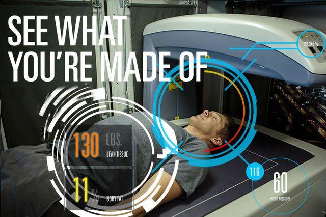 Body scanning technology