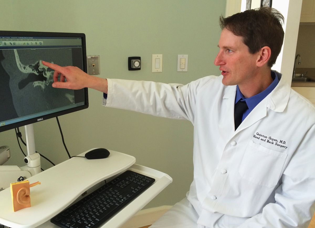 Dr. Quinton Gopen