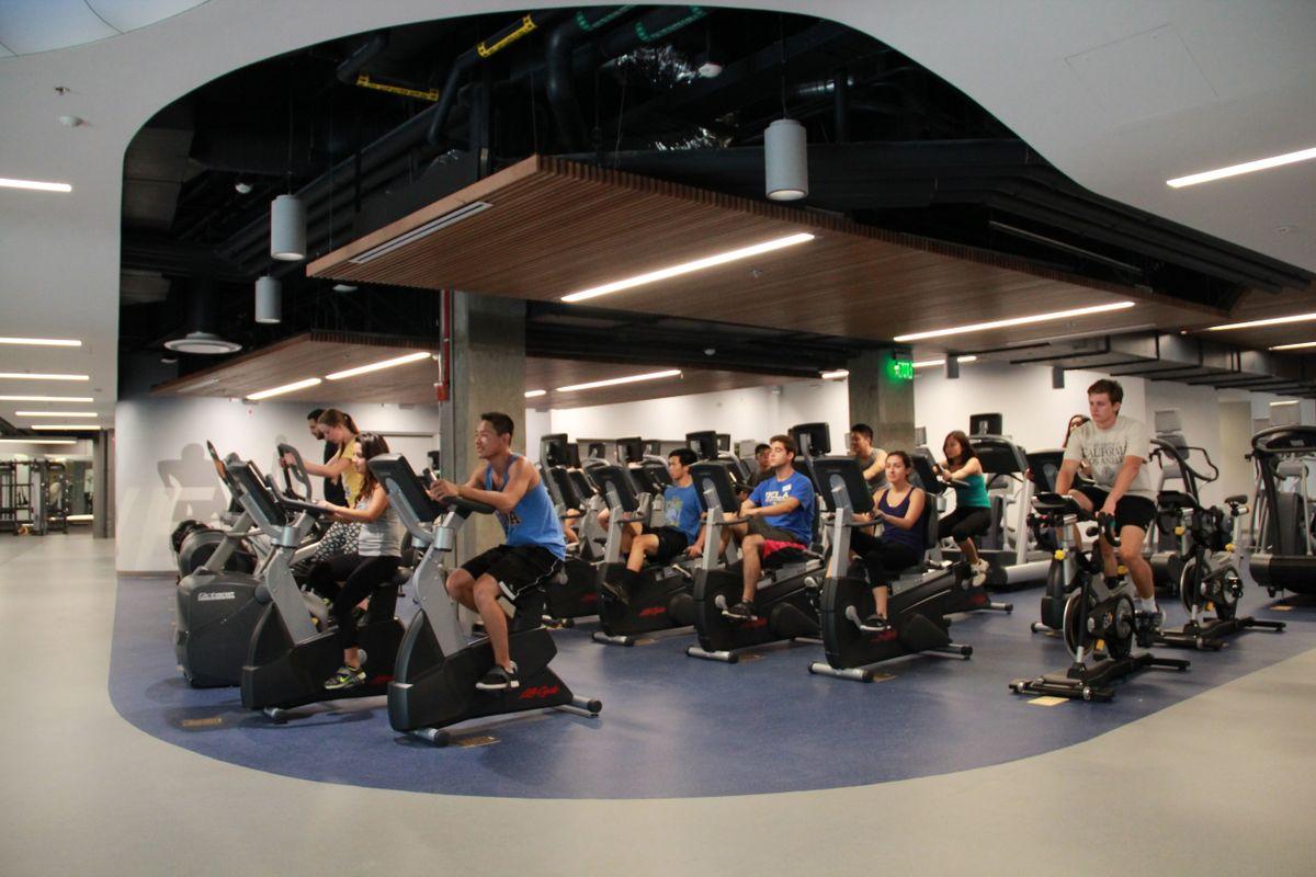 New Bruin Fitness Center