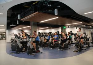Click to open the large image: New Bruin Fitness Center