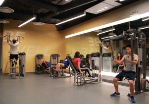 Click to open the large image: Bruin Fitness Center