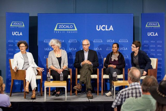 Zocalo-UCLA panel on fracking