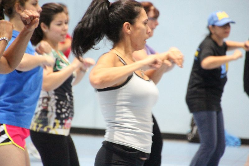 Zumba Fit Zone event