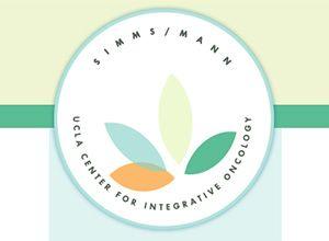 Simms Mann Center logo