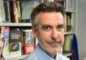 Jeffrey Brantingham portrait